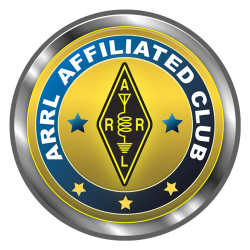 We are an ARRL affiliated amateur radio club.
